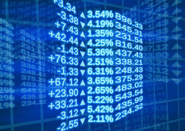 Binaire en bourse